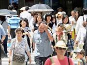Hơn 3.000 người Nhật Bản nhập viện vì nắng nóng