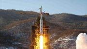 Triều Tiên nối dài bệ phóng tên lửa tầm xa