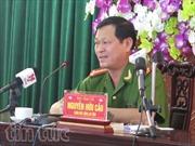 Họp báo công bố kết quả điều tra thảm án giết 4 người ở Nghệ An