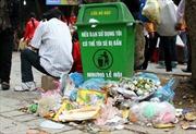 Rầu lòng với rác thải