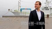 Nga lên kế hoạch phát triển quần đảo tranh chấp với Nhật Bản