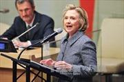 Thanh tra Chính phủ Mỹ đề nghị Bộ Tư pháp điều tra bà Clinton