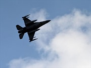 Máy bay Thổ Nhĩ Kỳ vào Syria không kích IS