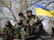 Mỹ sẽ huấn luyện quân chính quy Ukraine