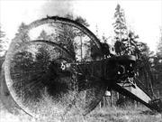 Ba thiết kế xe tăng quái dị nhất trong lịch sử