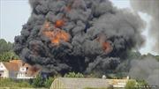 Anh: Tai nạn máy bay làm 7 người thiệt mạng