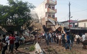 Nổ bình ga ở Ấn Độ, ít nhất 82 người chết