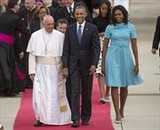 Giáo hoàng Vatican thăm Mỹ