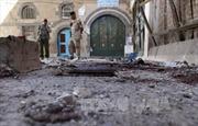 IS thừa nhận đánh bom nhà thờ ở Yemen