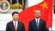 Tổng thống Mỹ chủ trì lễ đón chính thức Chủ tịch Trung Quốc