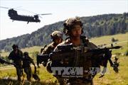 Mỹ cử giảng viên huấn luyện đặc nhiệm tới Ukraine