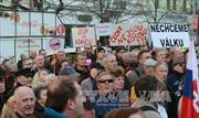 Biểu tình tại Séc đòi rút khỏi NATO