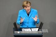 Bà Merkel bị kiện về chính sách nhập cư