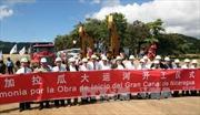 Trung Quốc nối lại hoạt động nghiên cứu Kênh đào Nicaragua