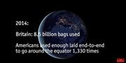 Những con số giật mình về túi nilon