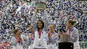 CH Séc đăng quang Fed Cup 2015