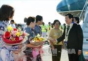 Chủ tịch nước thăm Đại sứ quán Việt Nam tại Philippines