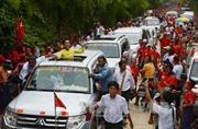 Kết quả cuối cùng bầu cử Myanmar: NLD giành 77% số ghế