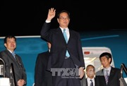Thủ tướng Nguyễn Tấn Dũng dự COP21