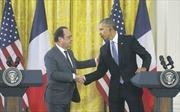 """Báo Nga: """"Tổng thống Pháp Hollande vội tới Moskva để gặp ông Putin"""""""