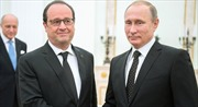 Tổng thống Nga - Pháp nhất trí tăng cường chống khủng bố