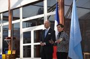 Pháp bàn giao quyền quản lý khu trung tâm Hội nghị COP21 cho LHQ