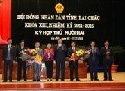 Bầu bổ sung hai Phó Chủ tịch UBND tỉnh Lai Châu