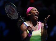 Bà hoàng quần vợt Serena – nhân vật thể thao năm 2015