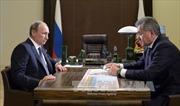"""Ông Putin: """"Chúng tôi không vẫy đuôi và không thay đổi quan điểm"""""""