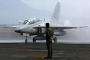 Chiến đấu cơ T-50 Indonesia rơi khi đang thao diễn
