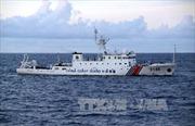 Tàu Trung Quốc có vũ trang lại xuất hiện gần Senkaku/Điếu Ngư