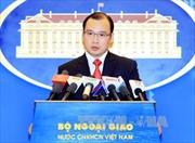 Việt Nam quan ngại sâu sắc việc Triều Tiên thử bom nhiệt hạch
