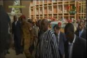 Tổng thống Burkina Faso đích thân đến khách sạn Splendid