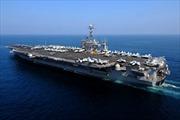 Mỹ triển khai thêm tàu sân bay hạt nhân tới Đông Á