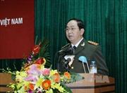 Việt Nam - Campuchia tăng cường hợp tác bảo đảm an ninh, trật tự
