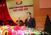 Diễn văn khai mạc Đại hội Đảng toàn quốc XII