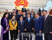 Báo chí Nhật Bản quan tâm tới Đại hội Đảng XII