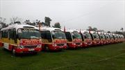 Công ty vận tải Thọ Lam tiếp tục lựa chọn THACO là đối tác