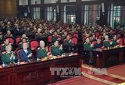 Quân ủy Trung ương gặp mặt tướng lĩnh, sĩ quan về hưu