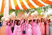 Tất cả phụ nữ Thành phố Hồ Chí Minh sẽ mặc áo dài trong 1 tháng