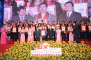 Người tiêu dùng bình chọn Vinamilk 20 năm liền là hàng Việt Nam chất lượng cao