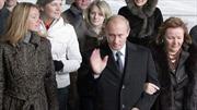 Cuộc đời bí ẩn của con gái lớn Tổng thống Putin