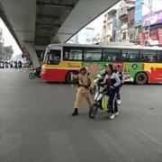 Xử lý thanh niên ngổ ngáo, học sinh vi phạm giao thông