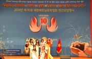 Người Việt đứng thứ 3 trong số người nước ngoài cư trú tại Hàn Quốc