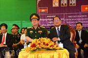 Khánh thành Đài tưởng niệm Liệt sỹ Campuchia - Việt Nam