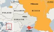 FIFA loại bỏ áo phông in hình nước Nga thiếu Crimea