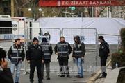 Bắt 20 nghi can đánh bom đẫm máu Ankara
