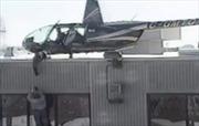 Ung dung vượt ngục bằng trực thăng