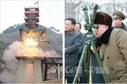 Triều Tiên phóng tên lửa đạn đạo ra biển