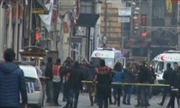 Trung tâm Istanbul lại rung chuyển bởi bom